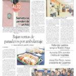 Edición impresa del 5 de enero del 2018