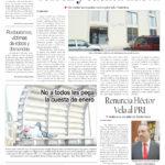 Edición impresa del 17 de enero del 2018