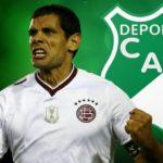 Argentino José Sand, nuevo jugador del colombiano Deportivo Cali