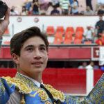 """""""Armillita 1V"""", tres orejas en la corrida de Arandas"""
