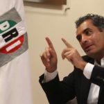 Autoridad electoral mexicana ordena cambio de nombre de coalición del PRI