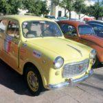 Programan calendario de Autos Clásicos y Antiguos en 2018
