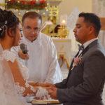 Maira Alejandra Serna Sariñana y Ramón Morales Mercado se unen en sagrado matrimonio