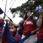 Candidatos cierran campaña arengando a sus seguidores en Costa Rica