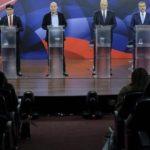 Candidatos proponen en debate empleo decente y tren eléctrico en Costa Rica