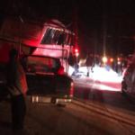 Autobusazo por El Oro con, al parecer, cuatro mujeres muertas, entre ellas una niña