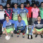 Colimas se proclama campeón de la Copa Nueva Vizcaya