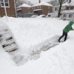 China mantiene la alerta por la tormenta de nieve que ha causado 13 muertos