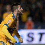 El francés Gignac y el argentino Sosa dan triunfo al Tigres sobre Santos
