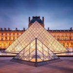 El Louvre de París recibió un 10 % más de visitantes en 2017