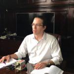 El vicepresidente del Congreso de Guatemala denuncia persecución política