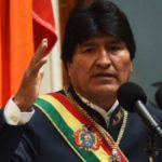 """Evo Morales alerta contra una """"falsa lucha"""" contra la corrupción"""