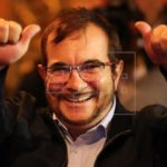 FARC felicita a militares y policías colombianos por proteger exguerrilleros