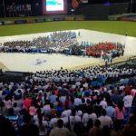 II Juegos Paracentroamericanos Managua 2018 son inaugurados en Nicaragua