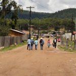 Construyen oficina de CFE en La Guajolota