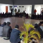 Migrantes y desplazados, expuestos a abusos y desamparo económico en México
