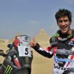 Joan Barreda abandona el Dakar exhausto en la undécima etapa