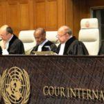 La CIJ decidirá compensación de Nicaragua a Costa Rica el 2 de febrero