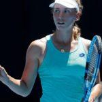 La belga Elise Mertens sigue imparable en Australia