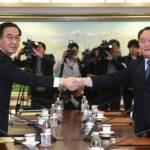 Las dos Coreas inician reunión de trabajo sobre los JJOO de PyeongChang