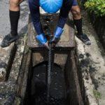 Localizan un cadáver en una alcantarilla de Guatemala