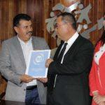Entrega Acción Nacional plataforma electoral al IEPC