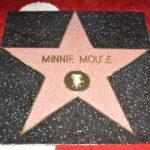 Minnie Mouse recibe estrella en paseo de la Fama Hollywood