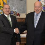 Nuevo embajador de Ecuador presenta cartas credenciales ante la OEA
