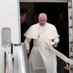 Papa Francisco llega a Chile para realizar una visita de Estado de tres días