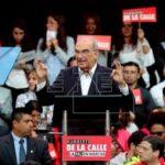 Paz de Colombia en riesgo si gana Vargas Lleras o uribismo, según De la Calle