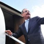 Presidente dominicano viajará mañana a Suiza para el Foro de Davos