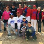 Culmina con éxito Torneo José Rojo Antunez de Softbol