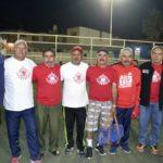 Maderera Resto se corona en el Torneo Jorge Blanco Carvajal