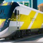 Una tercera persona es atropellada por tren de alta velocidad de Florida