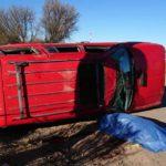 La volcadura mortal de la Cherokee ocurrió por evitar chocar a motocicleta que iba derrapando