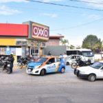 """Solitario """"encachuchado"""" se lleva en jale limpio las ventas del día de un Oxxo"""