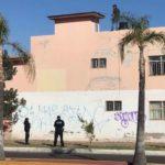 Amenaza tirarse al vacío  un hombre desde un segundo o tercer piso en el bulevar Dolores del Río