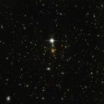 Telescopio Hubble observa tormenta producida por nacimiento de nuevas estrellas
