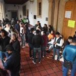 Estudiantes de la UJED exigen ser tomados en cuenta