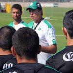Siboldi anuncia que pondrá a correr a los delanteros del Santos Laguna
