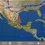 A partir de mañana miércoles iniciará un descenso térmico gradual hasta el fin de semana en Durango