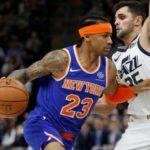 113-120. Trey Burke surge como factor sorpresa ganador de Knicks