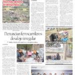 Edición impresa del 14 de febrero del 2018