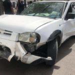 Otro robo de automóvil con lujo de violencia en la ciudad; ahora con un niño  a bordo, choca y lo atrapan