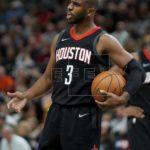 88-120. Paul y Rockets humillan a los Cavaliers de LeBron James