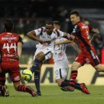 Por diferencia de goles América sigue como líder de la Liga MX