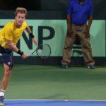 Brasil avanza a la segunda ronda de Copa Davis, guiado por Sorgi