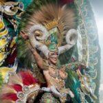 Carnavales mexicanos, una tradición marcada por el color y la diversidad
