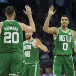 Celtics y Boston arroparon a Pierce en ceremonia retirada de Número 34