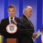 Colombia y EE.UU. coinciden en necesidad de restaurar democracia de Venezuela